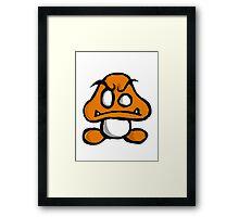 Goomba dO_op Framed Print