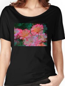 Rose 203 Women's Relaxed Fit T-Shirt
