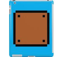 Super Mario Bros. Solid Block iPad Case/Skin