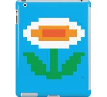 Super Mario Bros. Fire Flower iPad Case/Skin