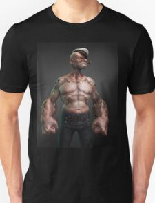 Popeye the Sailor Man Unisex T-Shirt