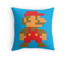Super Mario Bros. Small Mario Throw Pillow