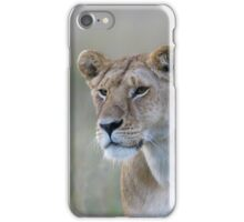 Lionness iPhone Case/Skin