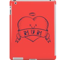 Old style cute tattoo iPad Case/Skin