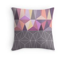Nordic Combination 31 Z Throw Pillow