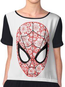 Spider-Man Chiffon Top