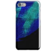 I can wing around your Saturn smile, shout at the moon. iPhone Case/Skin