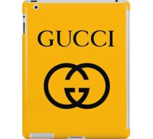 GUCCI iPad Case/Skin
