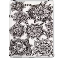 Entwined in Black iPad Case/Skin