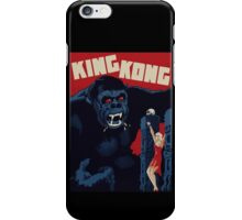 King Kong Classic iPhone Case/Skin