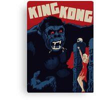 King Kong Classic Canvas Print