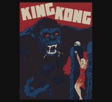 King Kong Classic One Piece - Short Sleeve