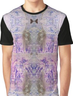Amethyst Lace - Version 2 Graphic T-Shirt