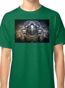 CAMERA HEAD Classic T-Shirt