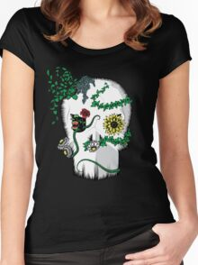 Life From Death Women's Fitted Scoop T-Shirt