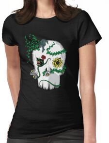 Life From Death Womens Fitted T-Shirt