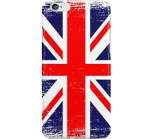 UK Union Jack Vintage Flag  iPhone Case/Skin