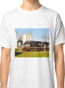 Railroad Crossing Classic T-Shirt