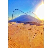 Athens Olympic Stadium  Photographic Print