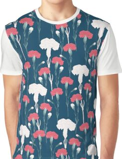 pink carnation Graphic T-Shirt