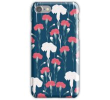 pink carnation iPhone Case/Skin