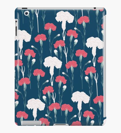 pink carnation iPad Case/Skin