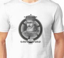 Vintage Steampunk Man Unisex T-Shirt