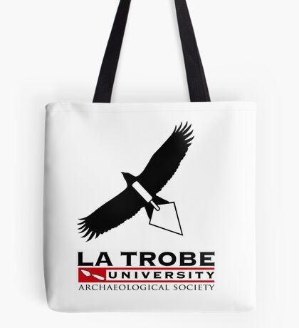 Upright Logo Tote Bag