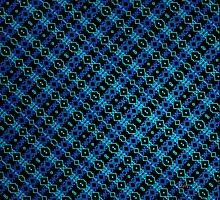 Abstract Design Pattern 536C by mandalafractal
