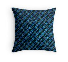 Abstract Design Pattern 536C Throw Pillow