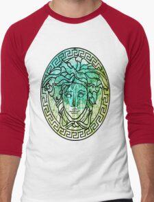 siren.of.the.black.forest, Men's Baseball ¾ T-Shirt
