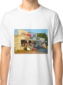 Sunrise On Nippers Grocery Classic T-Shirt