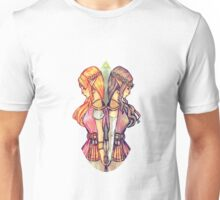 Two Worlds Unisex T-Shirt