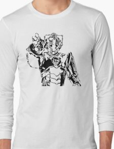 Cyberman Long Sleeve T-Shirt
