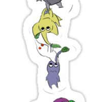 Pikmin - All or one Sticker