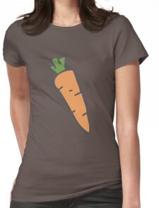 Carrots Womens Fitted T-Shirt