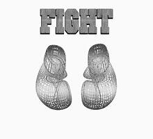 Boxing Gloves Wireframe Unisex T-Shirt