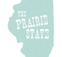 Illinois State Motto Slogan by surgedesigns
