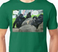 The Gossip at the Zoo Unisex T-Shirt