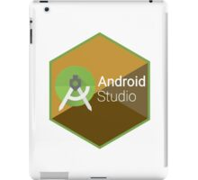 android studio programming  hexagon sticker iPad Case/Skin
