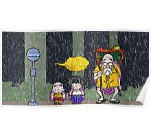 DB-Totoro Poster