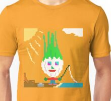 Fishing Onion Unisex T-Shirt