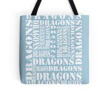 """Dragons Dragons"" T-Shirt Tote Bag"