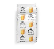 Beer Alcohol Drink Duvet Cover