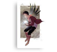 Wings_Merlin Canvas Print