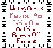 Writing Advice - How To Be a Success by katsanger