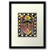 Gemini Time Climb 1 Framed Print