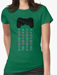 Games Womens Fitted T-Shirt