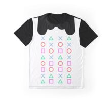 Games Graphic T-Shirt