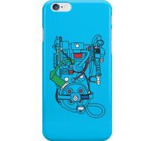 Proton Pack (b) iPhone Case/Skin